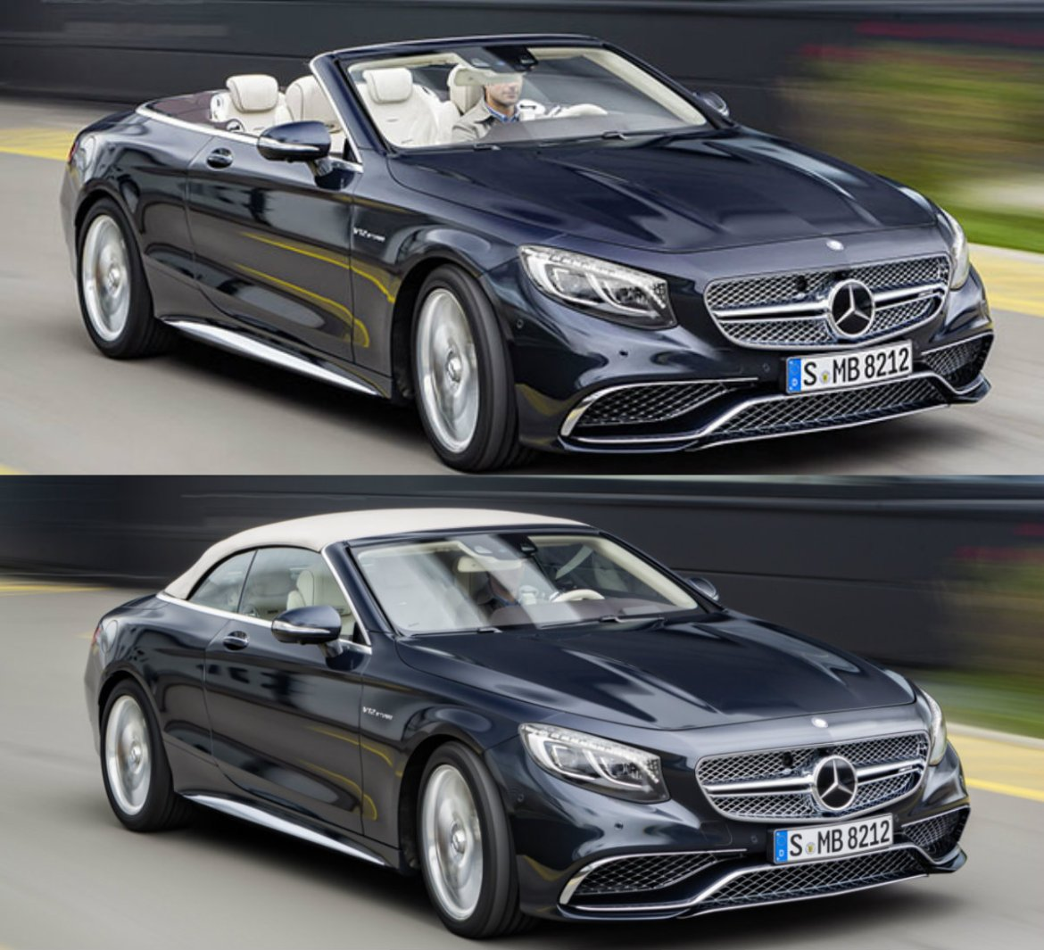 Mercedes S 65 Cabriolet