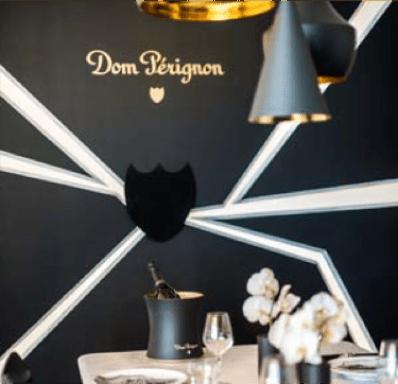 """Photo Credit: Dom Perignon Hotel de Paris """"Pop Up"""" Suite"""