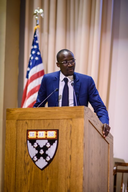 Morning Address by Makhtar Diop at African Business Conference 2016