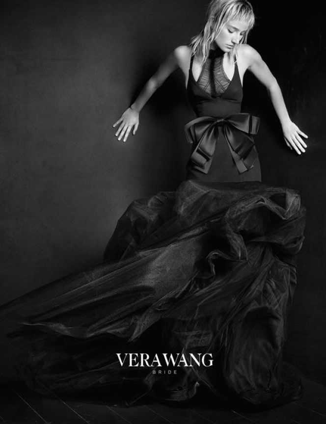 S/S 16 AD CAMPAIGN AMALIA MANUELA PHOTO COURTESY VERA WANG