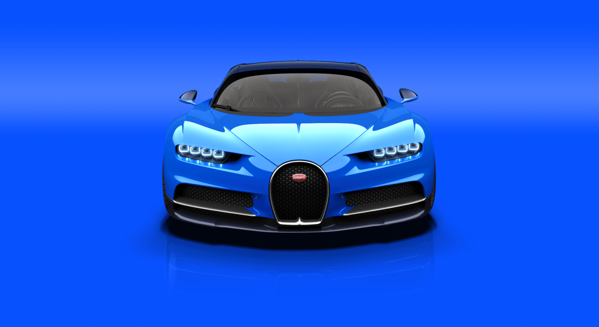 Photo Credit: Bugatti Chiron