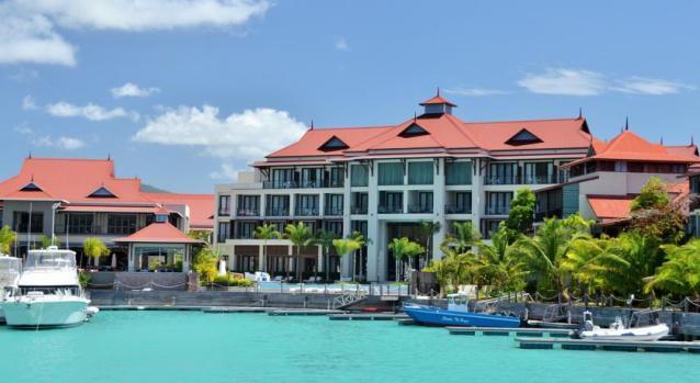 The Eden Bleu Hotel
