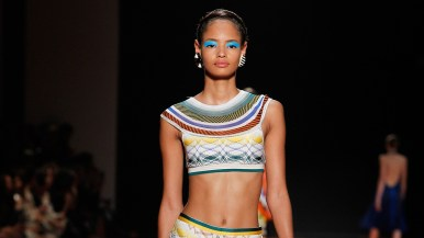 Italy's Afro Asian Fashion Movement - Angela Missoni