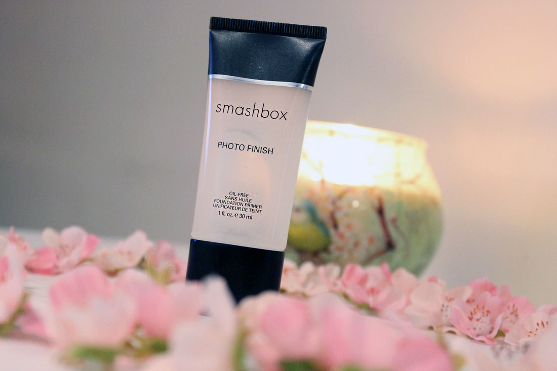 Photo Credit: Smashbox Photo Finish Foundation Primer