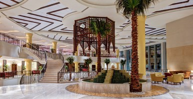 Corinthia Hotel Tripoli Bab Africa Interior Lobby