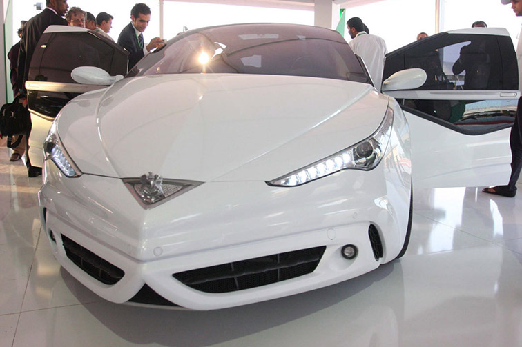 TOP 6 AFRICAN LUXURY CAR MANUFACTURERS