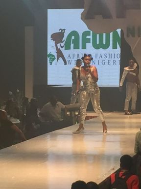 Yemi Alade as the Brand Ambassador performing