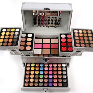 FantasyDay Holiday Gift Set Carry All Trunk Makeup Kit All In One