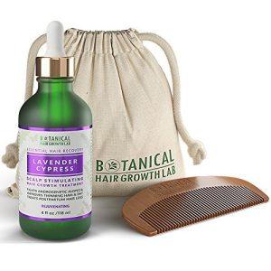 Botanical Hair Growth Lab Scalp Stimulating Treatment Lavender