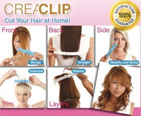 Original CreaClip Set - As seen on Shark Tank