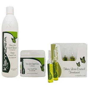 Kismera Line Hair Loss Control Shampoo & Cream & Treatment