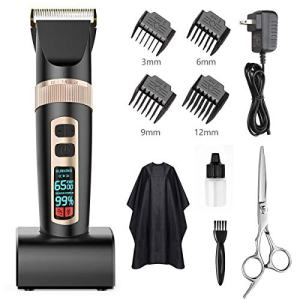 Hair Clippers for Men XUENG Professional Cordless Clippers Pro Hair