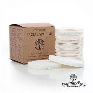 Face Sponges - Compressed Cellulose Facial Sponges