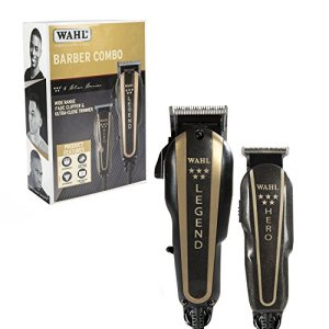 Wahl Professional 5-Star Barber Combo Features a New Look