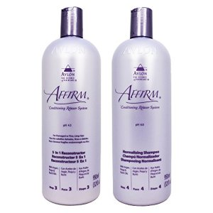 Avlon Affirm 5 In 1 Reconstructor 32oz + Normalizing Shampoo