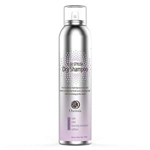 Argan Oil Dry Shampoo for Perfect Next-Day Hair - Volumizing Anti Humidity Spray