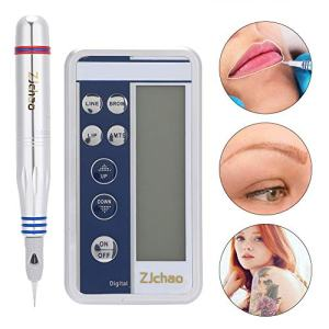 Digital Permanent Tattoo Eyebrow Makeup Machine Tattoo Lip Eye