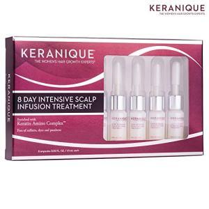 Keranique 8 Day Intensive Scalp Infusion Treatment (8 Ampoules)