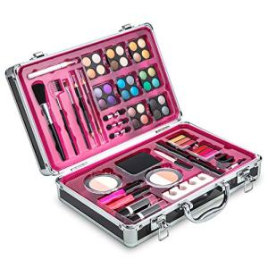 Vokai Makeup Kit Set - 32 Eye Shadows 6 Lip Glosses 2 Lip Gloss
