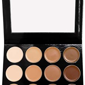 Mehron Makeup Celebre Pro-HD Cream Contour & Highlight Palette