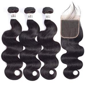 Anknia Brazilian Virgin Hair Body Wave 3 Bundles