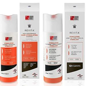 Ds LAB Revita High-Performance Hair Stimulating Shampoo and Conditioner