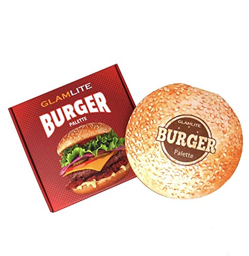 Glamlite Cosmetics Burger Makeup Palette