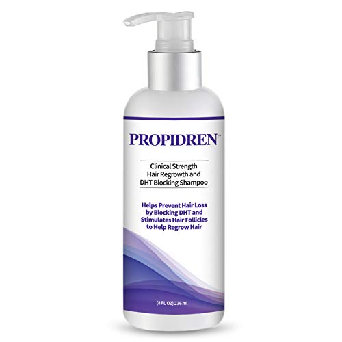Hairgenics Propidren Hair Growth Shampoo for Thinning and Balding Hair