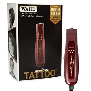 Wahl Professional 5-Star Cordless Tattoo Trimmer - Great for Barbers and Stylists