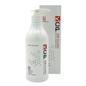KCP 3.5 Clinic Keration Silk Hair Treatment - Supply Keratin After Dye or Perm