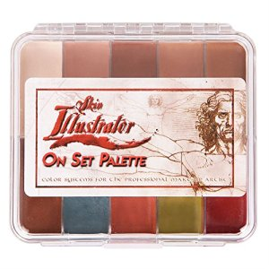 PPI Skin Illustrator On Set Flesh Tone Makeup Palette