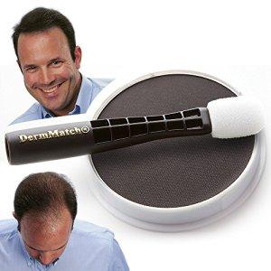 DermMatch Waterproof Hair Loss Concealer. Naturally Thicker Than Hair Fibers