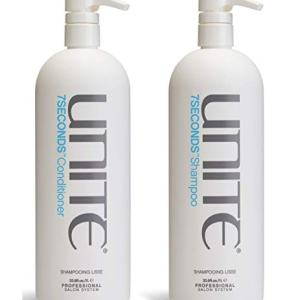 7 Seconds Moisturizing Shampoo and Conditioner 33.8 Ounce