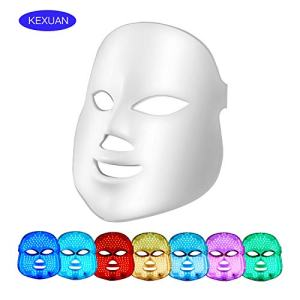 7 Colors Light Electric Photon LED Mask Electric Facial Skin Rejuvenation