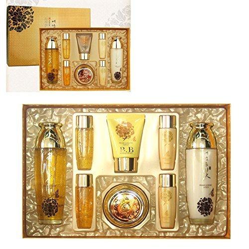 [YEDAM YUN BIT] Prime Luxury Gold Women Skin Care 4pcs Set