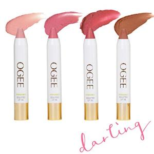 Ogee Sculpted Tinted Lip Oil - Darling 4 Piece Gift Set