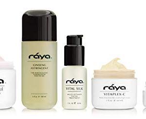 RAYA Normal To Dry Skin Care Kit (K-2) | 5 Piece Set