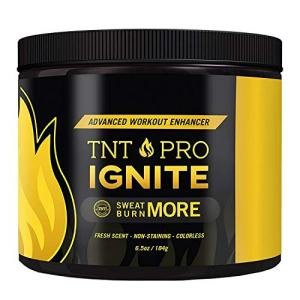 Fat Burning Cream for Belly - TNT Pro Ignite Sweat Cream for Men and Women