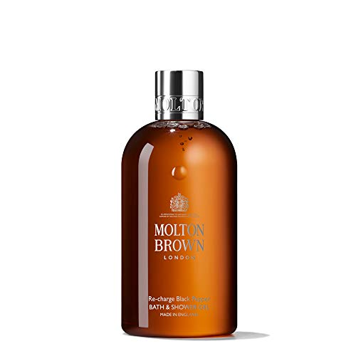 Molton Brown Bath & Shower Gel, Re-Charge Black Pepper