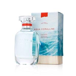 Thymes - Aqua Coralline Cologne - Refreshing Beach Fragrance