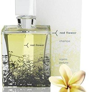 Red Flower Champa Organic Perfume, 0.5 Fl Oz