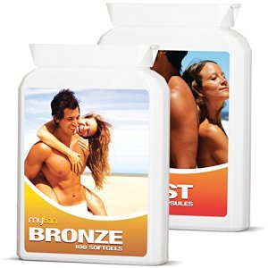 MyTan Ultimate Tanning Pack | Includes Both Bronze & Boost Tanning Pills