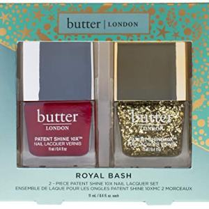 butter LONDON Holiday 2019 Royal Bash Set