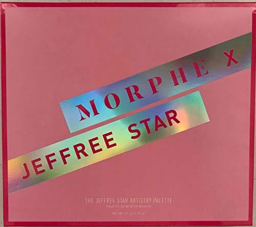The Jeffree Star Artistry Palette The Jeffree Star Artistry Palette