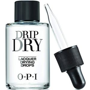 OPI Nail Lacquer Top Coat, Drip Dry Lacquer Drying Drops
