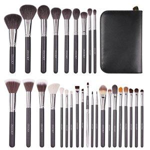 Docolor Makeup Brushes 29 Piece Professional Makeup Brush Set