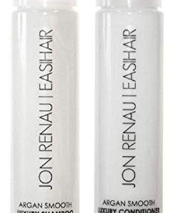 Jon Renau | EasiHair Argan Smooth Shampoo & Conditioner Set