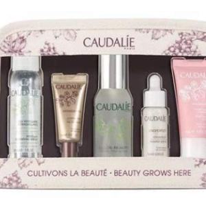 CaudalÍe Favorites Gift Set. Complete Beauty Skin Care Routine for Brightening