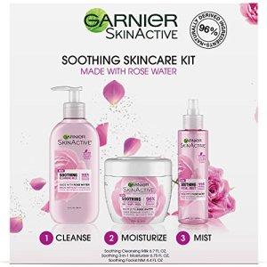 Garnier SkinActive Soothing Skincare Kit