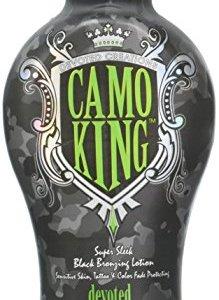 Devoted Creations CAMO KING Black Bronzing Lotion